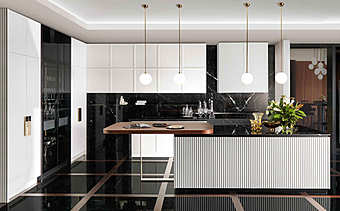 Кухня CASTAGNA CUCINE KITCHENS Déco kitchen