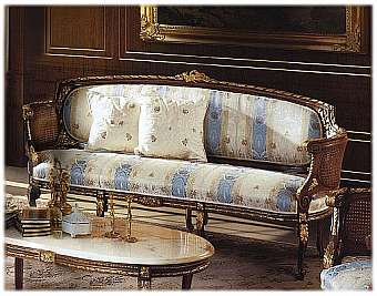 Софа ANGELO CAPPELLINI SITTINGROOMS 8857/LD3